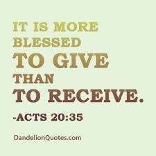 BlessedGive