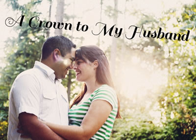 A Crown To Husband