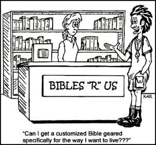 CustomBible