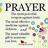 Prayer Weapon