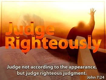 judge-righteously